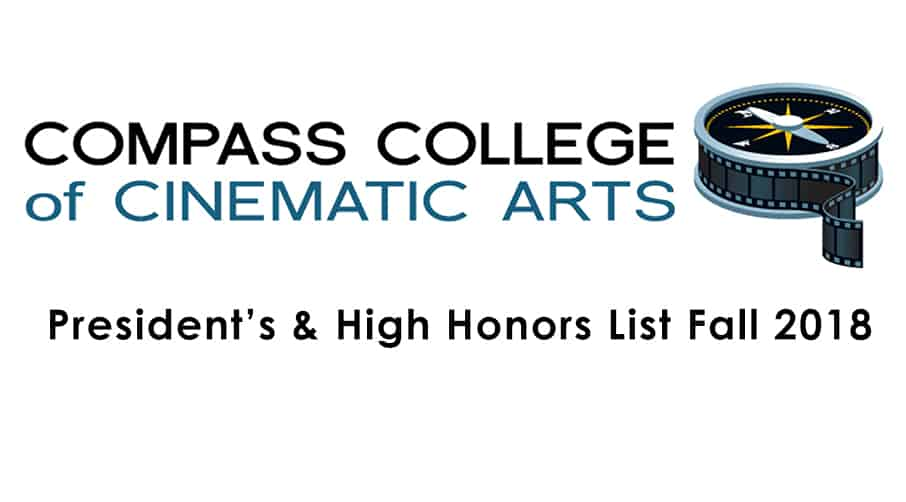 President's and High Honors Fall 2018 List
