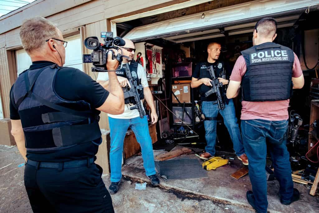 Pomona Police Special Investigations Unit
